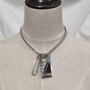MM6 Dog Tag Necklace